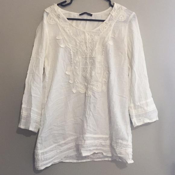 Suzy shier tunic